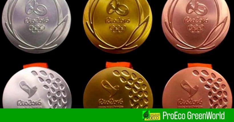 Tokio 2020 ya tiene todo el metal reciclado para fabricar las medallas