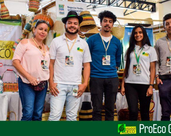 ProEco estuvo presente en BioExpo Cali 2019