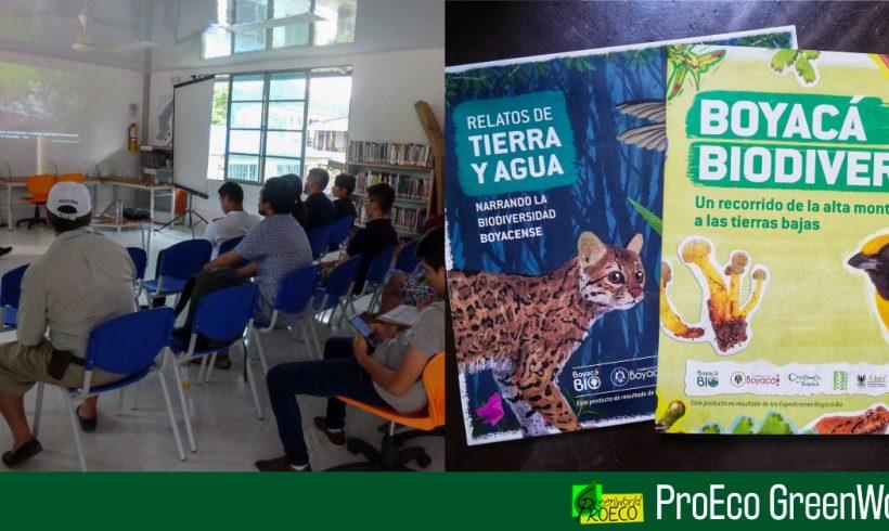 San Luis de Gaceno ya recibió los resultados de Boyacá Bio