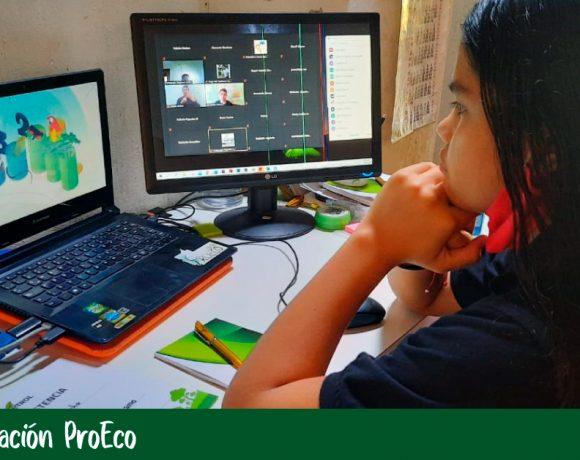 Jóvenes sanluiseños recibieron taller de concientización y educación ambiental